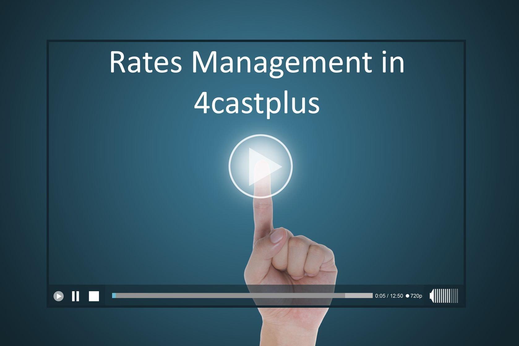 Rates Management